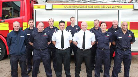 New crewing system means more fire-fighters available for peak times.