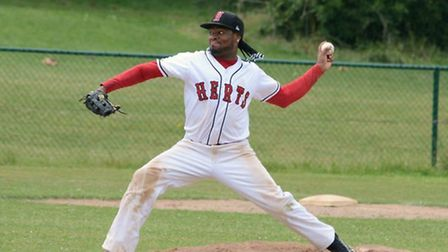 Starting pitcher Jose Sosa picked up his third win of the season. Picture: Paul Holdrick