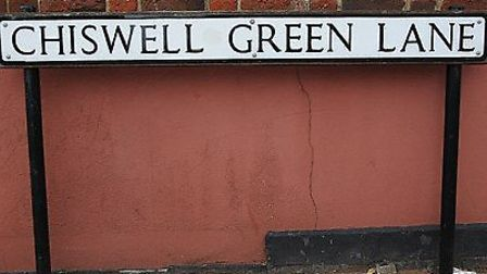 Chiswell Green Lane