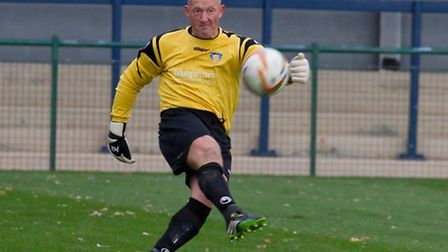 Paul Bastock will not be retained by St Neots Town. Picture: CLAIRE HOWES.