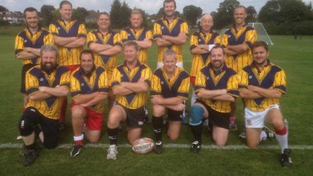 St Albans Centurions Masters
