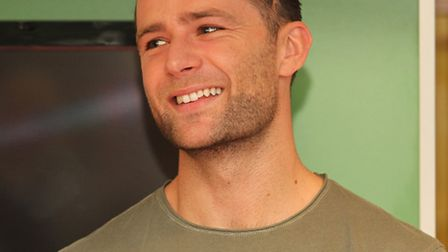 McBusted drummer Harry Judd