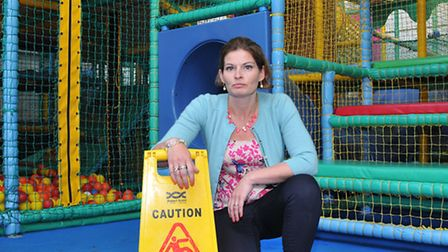 DJ's Jungle Adventure managing director Helen Whittington has been forced to close for around a mont