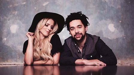 The Shires will play for Radio Verulam