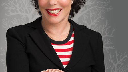 Ruby Wax is coming to Cambridge later this month