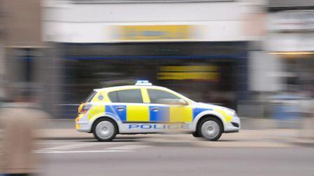 Police are appealing for information after power tools were stolen from a Letchworth shed.