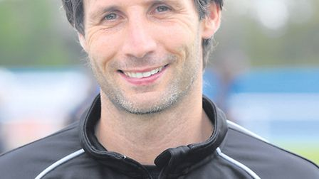 Danny Cowley is Braintree Town's new manager. Picture Steve O'Connell