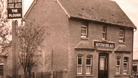 The Plough pub in Shepreth has a long and rich history.