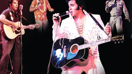 The Elvis Years at The Priory Centre in St Neots