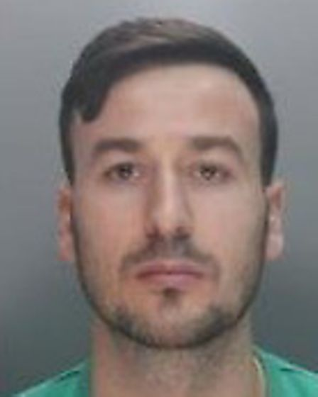 Antonio Plaku, of Luton, was among six men sentenced after 'Operation Perilous' was run in St Albans