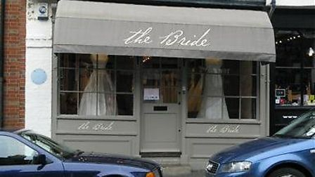The Bride in George Street, St Albans