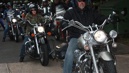 Royston and District Motorcycle Show