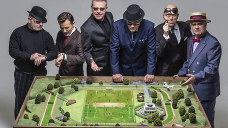 Madness are performing at Newmarket Racecourse on June 26.