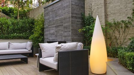 Striking lamps such as this one can really make an impact