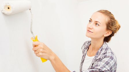 Painting your home can make it feel brand new. PA Photo/thinkstockphotos