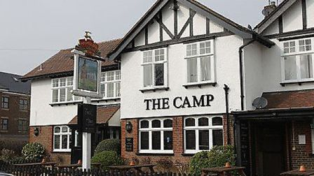A decision was made to close The Camp in Camp Road two days earlier than announced