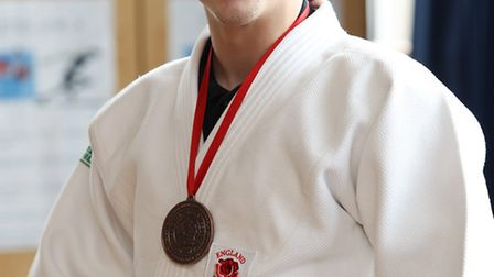 Former Skyswood pupil and bronze medal winner for Great Britain at the IJF World cadet tour European