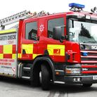 Three fire engines were sent to Offord Cluny.