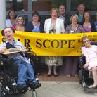Guests at StarScope's 60th birthday celebrations
