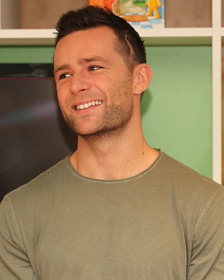 McBusted drummer Harry Judd broke the news on his Instagram