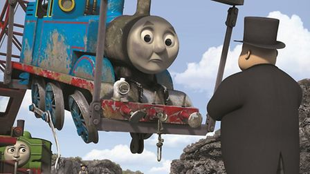 Thomas the Tank Engine is out in cinemas