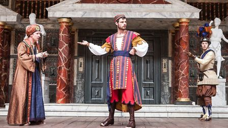Shakespeare's The Comedy Of Errors on screen