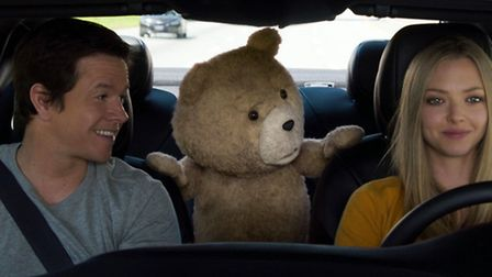 Ted is back and romance is on the cards