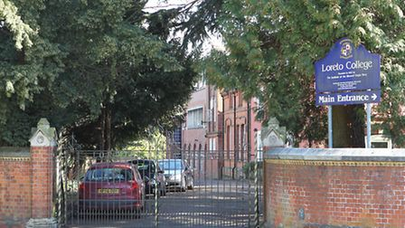 Kevin Crump worked at Loreto College on Upper Lattimore Road for several years