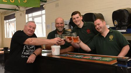 1st St Neots Scouts beer festival,