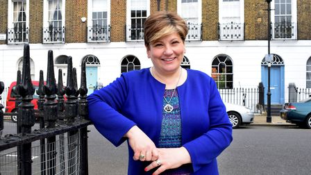Emily Thornberry MP. Picture: Polly Hancock