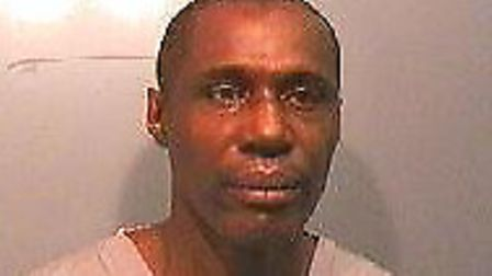 Fagan, of Boleyn Avenue in Enfield, was sentenced to 14 years for armed robbery.
