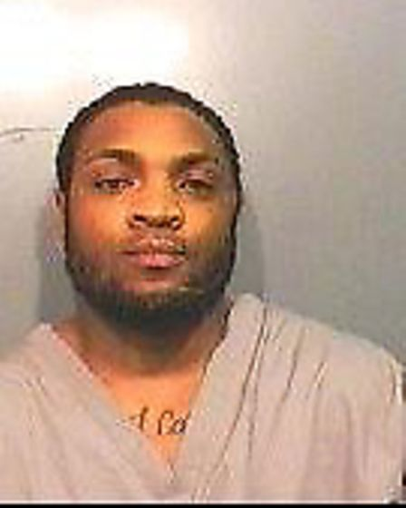 Syrus Hayles was sentenced to 13 years for armed robbery