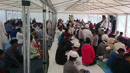 Eid in the Park, St Albans