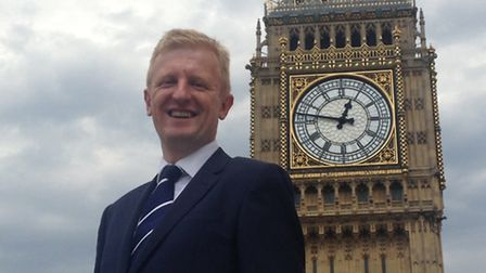 Oliver Dowden MP for Hertsmere has been awarded a CBE
