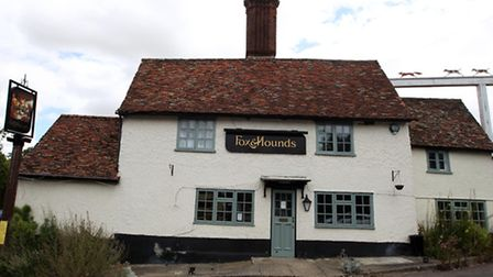 Fox and Hounds pub in Barley may be turned into housing