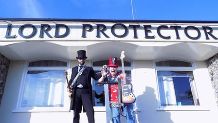 Lord Toby Jug is joining the Lord Protectors at Kingstock