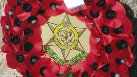 Remembering the fallen of the Burma Campaign