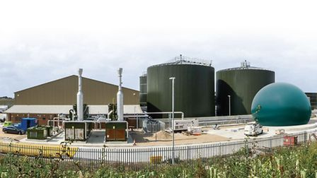 Another plant in Shepreth could be built like the Bygrave Lodge anaerobic digestion plant already si