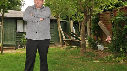 Diego Riccitelli and his parents feel targeted after repeated trespassers onto their property