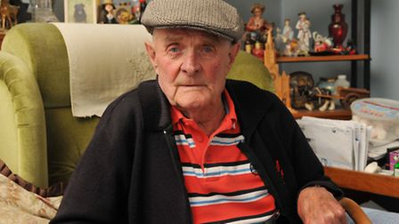 Phil Willett, 89 was barred from the Waterend Barn for eating a sausage roll bought from Tesco