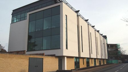Pathfinder House, Huntingdonshire District Council.