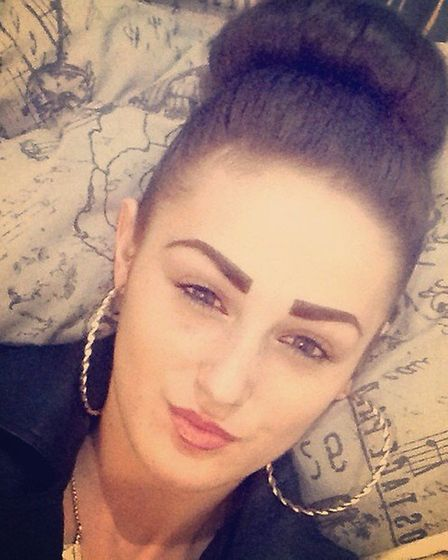 Sadie Brinkley, 18, who was found dead by police in March