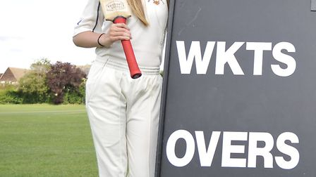 Katherine Speed has been selected to compete for a place in the England Women's Under 15 winter trai