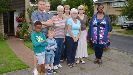 Unhappy Meadowcroft residents