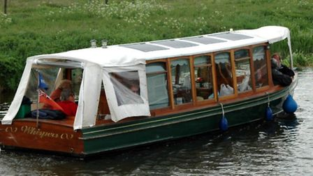 Electric river boat challenge takes place over the bank holiday weekend.