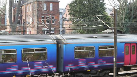 Man in court over alleged offence committed on train