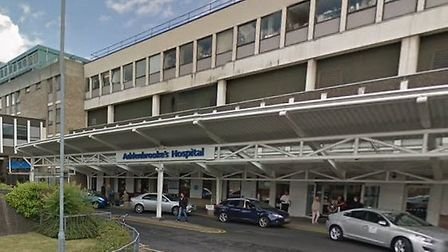 Royal Voluntary Service are appealing for volunteers to help out at Addenbrooke's Hospital Picture
