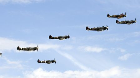 The Battle of Britain Air Show is sold out
