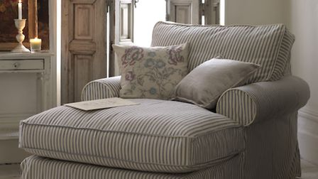House of Fraser Comfy chaise-end armchair