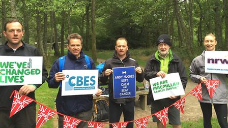 Huntingdon's CBES has signed up to the Woodlands Business Champions Club.